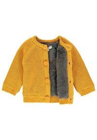 Noppies - LOU - Cardigan - honey yellow - 2