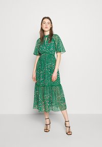 Three Floor - CONSTANTINE DRESS - Sukienka letnia - jelly bean green - 0