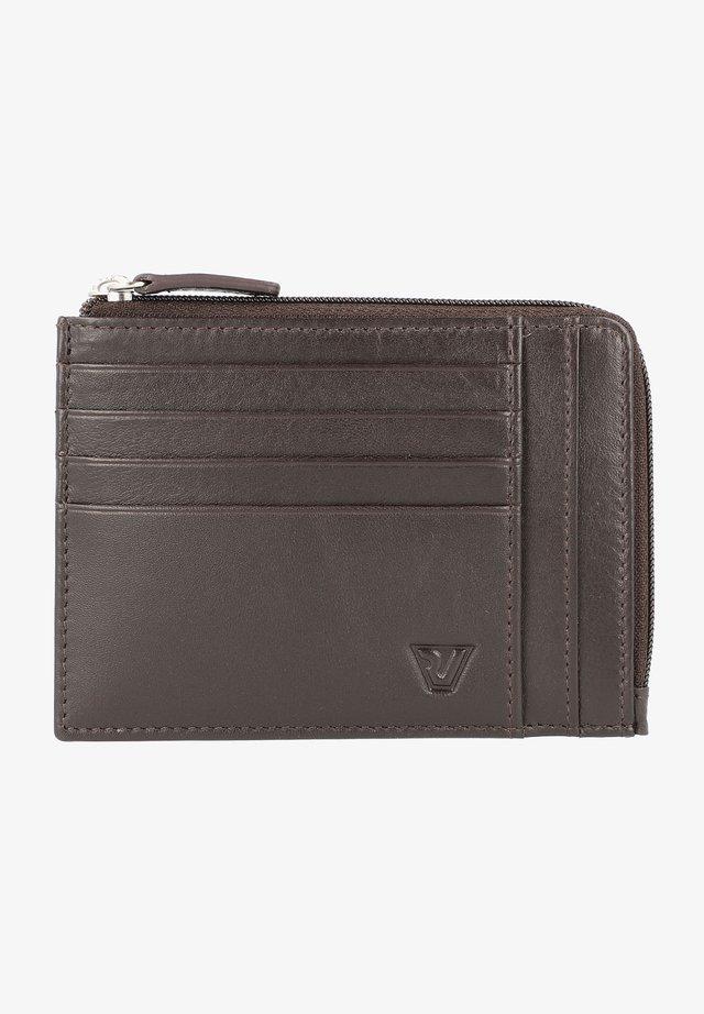 AVANA  - Business card holder - marrone