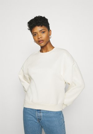 BASIC - Sweater - cream