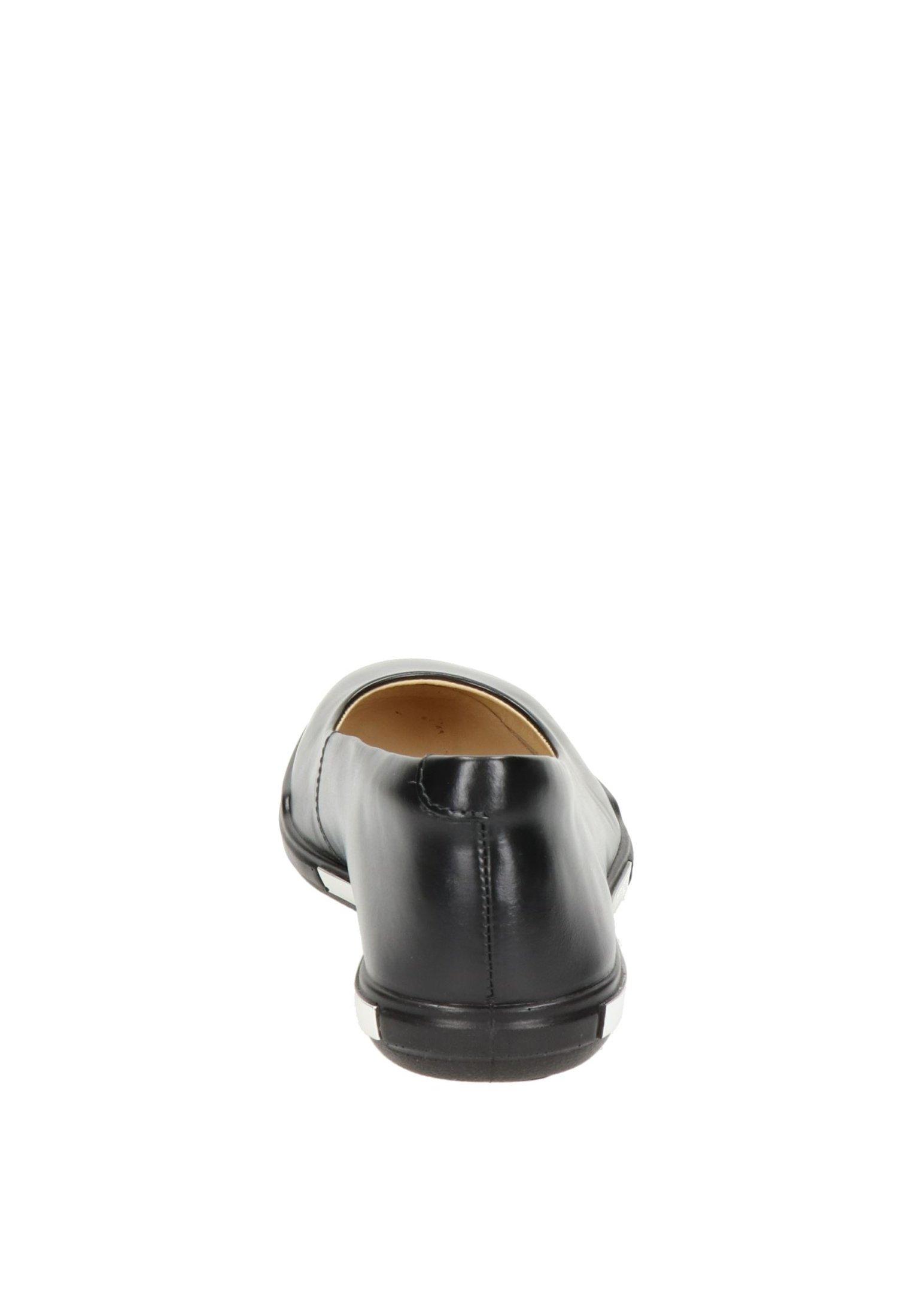 ECCO Slipper - zwart  Halbschuhe für Damen 5fvIl