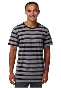 Light Boardcorp - Print T-shirt - black - 0