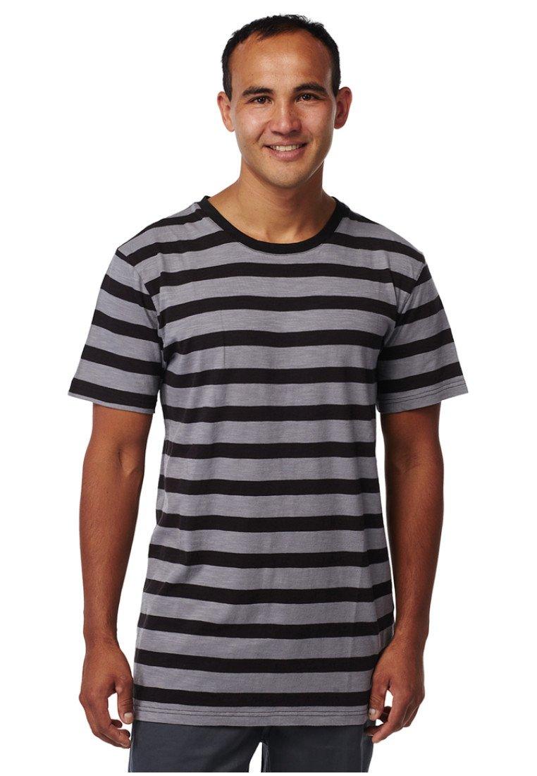 Light Boardcorp - Print T-shirt - black