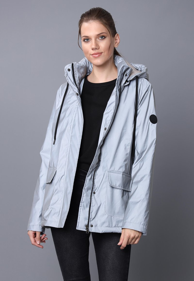 Felix Hardy - Winter jacket - grey reflector
