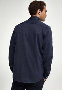 Massimo Dutti - SLIM-FIT - Shirt - blue - 1