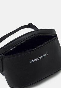 Emporio Armani - BELT BAG - Bum bag - black - 2