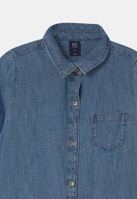 GAP - GIRLS - Denim dress - blue denim - 2