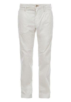BROEKEN - Trousers - cream