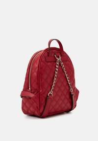 Guess - CESSILY BACKPACK - Rucksack - red - 1