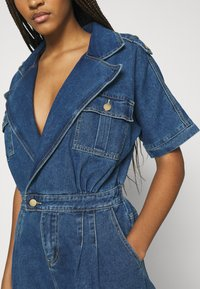 Molly Bracken - YOUNG LADIES PLAYSUIT - Jumpsuit - denim