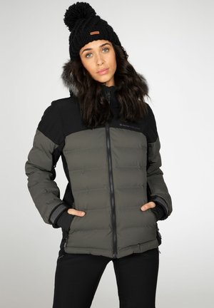 BLACKBIRD - Snowboard jacket - swamped