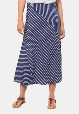 GODETFORM - A-line skirt - himmelblau