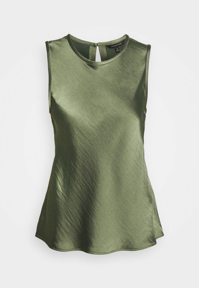 SHELL SHINE - Top - khaki