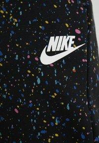 Nike Sportswear - Tracksuit bottoms - black/white - 5
