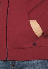 Springfield - BASICA ABIERTA - Zip-up hoodie - red - 5