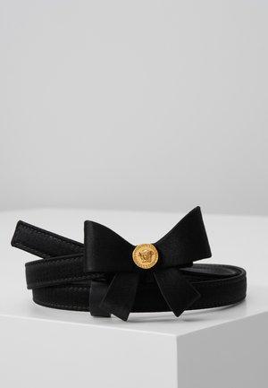 CINTURA FIOCCO - Belt - nero