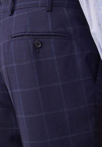 Massimo Dutti - Suit trousers - blue - 2