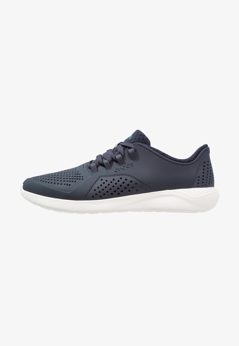 Crocs - LITERIDE PACER  - Trainers - navy/white