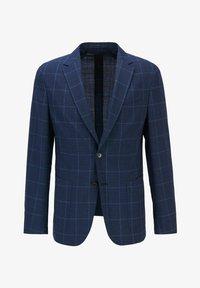 BOSS - NOLVAY - Blazer jacket - open blue - 4