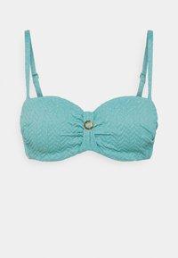 Cyell - Bikini top - azure sky - 0