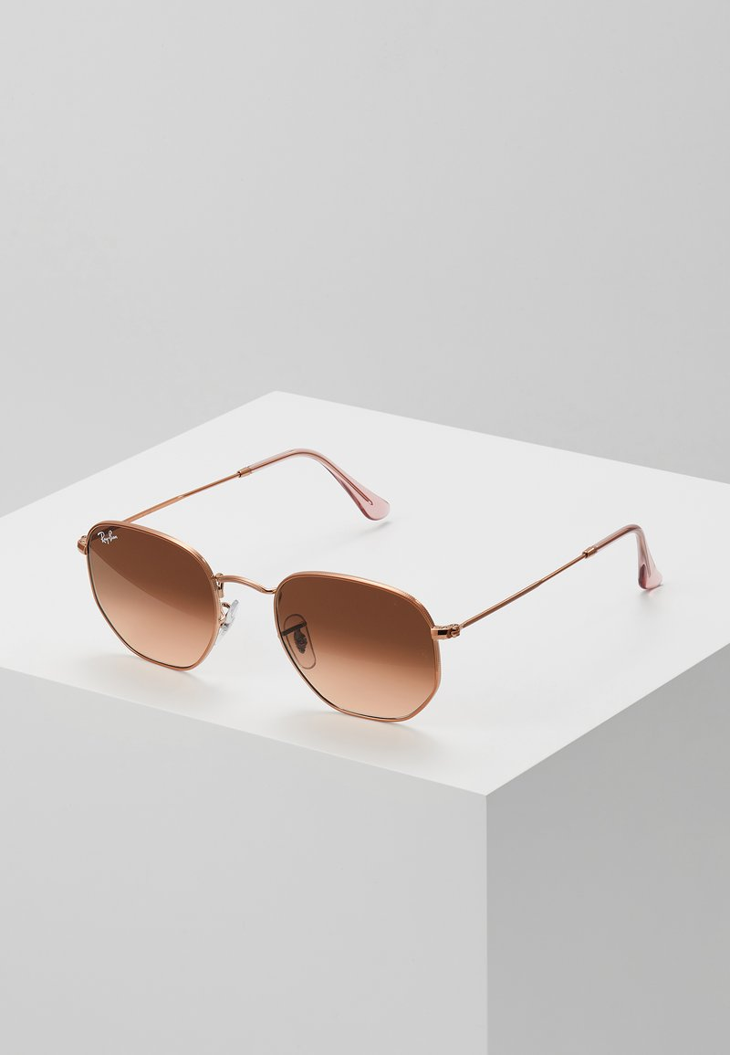 Ray-Ban - Sonnenbrille - pink gradient brown