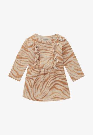 SEARCY - Day dress - sand melange