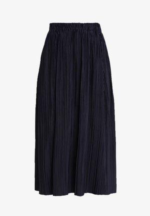 UMA SKIRT - Pleated skirt - night sky