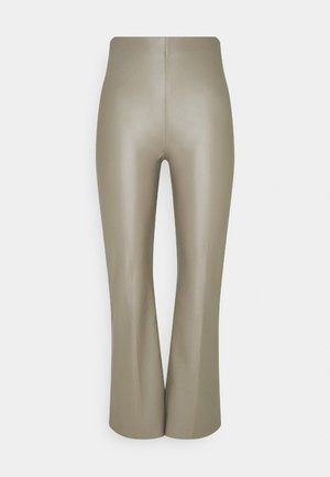 KAYLEE KICKFLARE PANTS - Trousers - vetiver
