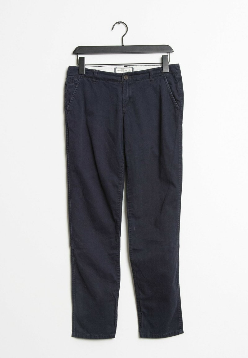 Abercrombie & Fitch - Trousers - blue