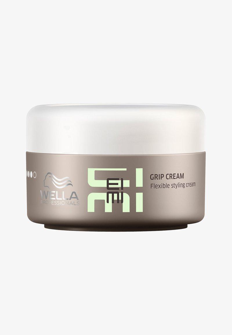 Wella - GRIP CREAM - Hair styling - -
