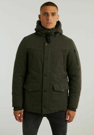 ATLANTIC MID - Winter jacket - green