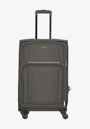 GARDA - Wheeled suitcase - mausgrau grau