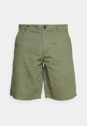 AKLT OLE WORKER  - Shorts - olivine