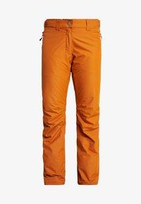 Wearcolour - FINE PANT - Skibukser - adobe - 4