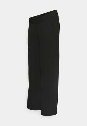 BLACK - Trousers - black