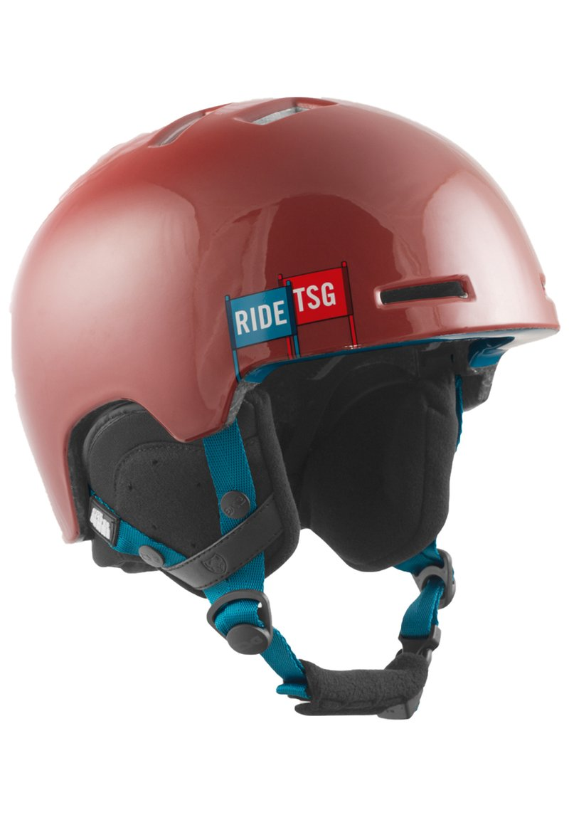 TSG - ARCTIC NIPPER MAXI GRAPHIC - Helmet - heat