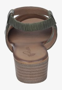 Piazza - Sandals - olive - 1