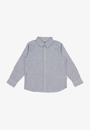 MARCEL - Overhemd - cool blue stripe