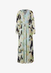 comma - Maxi dress - navy faded flower - 5