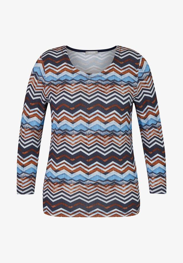 MILEY - Långärmad tröja - marine