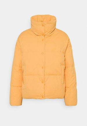 GOOD FRIENDS - Winter jacket - amber yellow