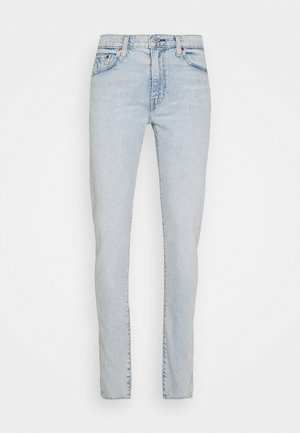 SKINNY TAPER - Jeans Skinny Fit - light indigo - worn in