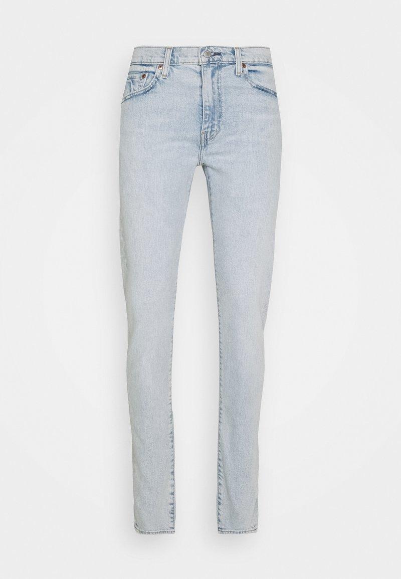 Levi's® - SKINNY TAPER - Jeans Skinny Fit - light indigo - worn in