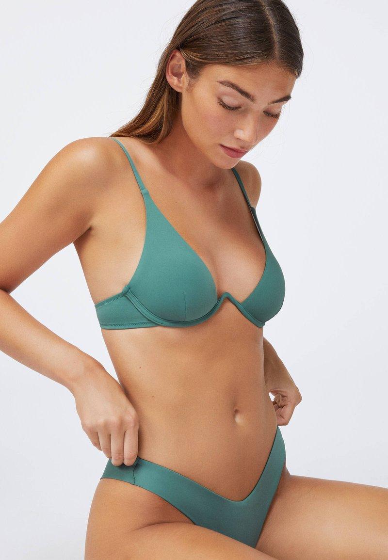 OYSHO - Bikiniunderdel - evergreen