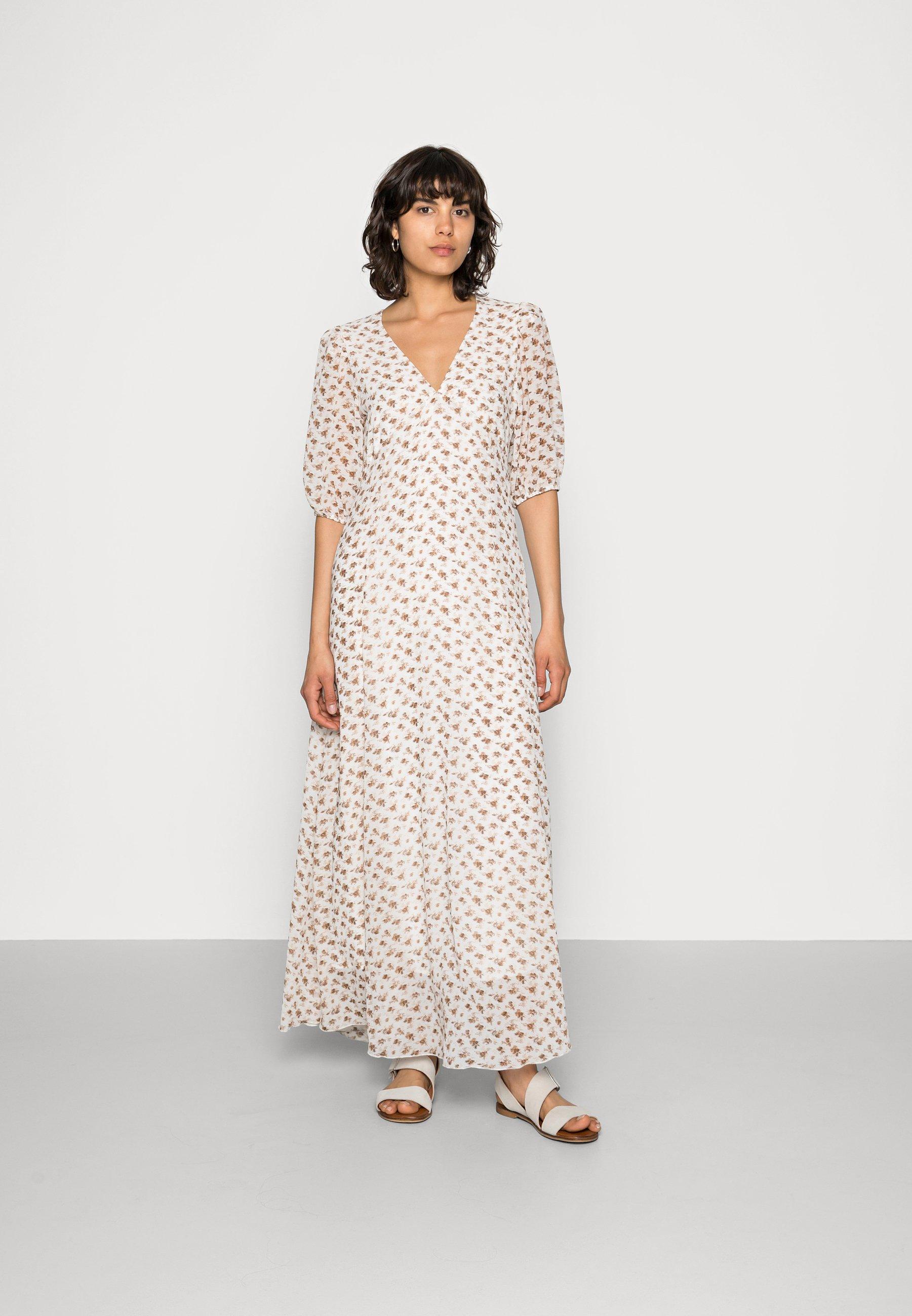 Donna VILAYA RECYCLED DRESS - Vestito lungo