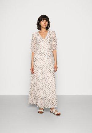 VILAYA RECYCLED DRESS - Maksimekko - white