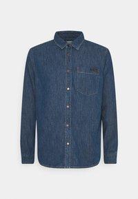 Nudie Jeans - ALBERT - Skjorta - mid worn - 0
