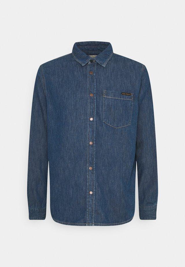 ALBERT - Camicia - mid worn