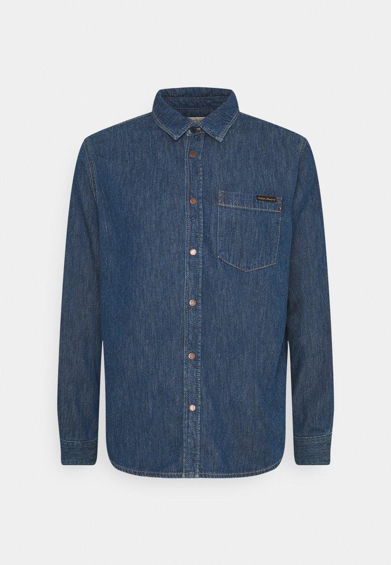 Nudie Jeans - ALBERT - Skjorta - mid worn