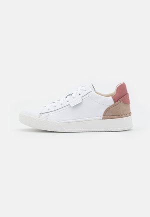 CUP LACE - Sneakers laag - white/rose